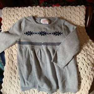 3T Babydoll Sweater